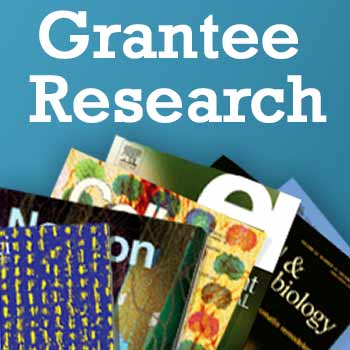 Grantee Research-Extramural papers of the month